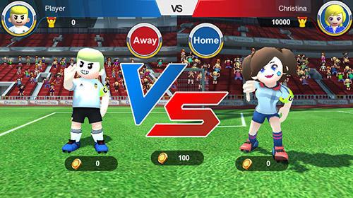 Onlinespiele Perfect kick: Russia 2018 für das Smartphone