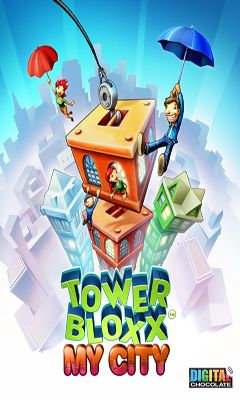 Tower bloxx my city ícone