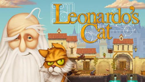Leonardo's cat Symbol