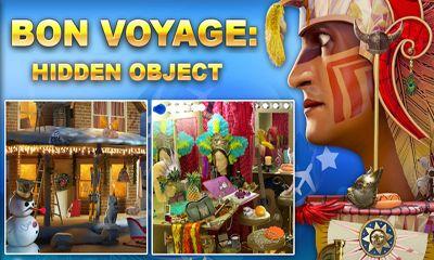 скріншот Bon Voyage Hidden Objects