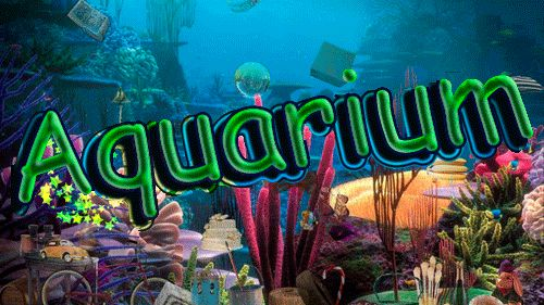 Aquarium: Hidden objects Screenshot