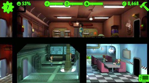 Симуляторы: скачать Fallout shelter на телефон
