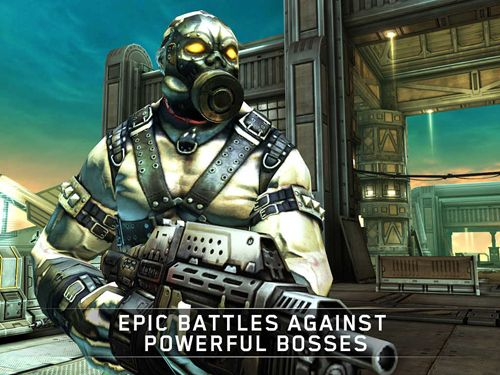 Shadowgun for iPhone for free