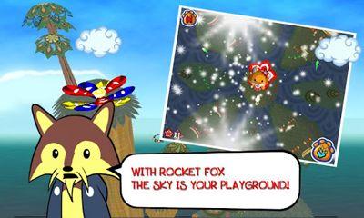 Rocket Fox auf Deutsch