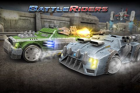 Screenshot Battle Riders auf dem iPhone