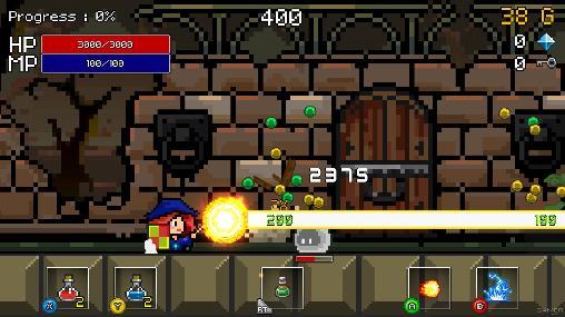 RPG-Spiele Buff knight advanced! für das Smartphone