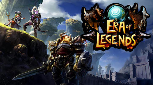 Era of legends: Fantasy MMORPG in your mobile Screenshot
