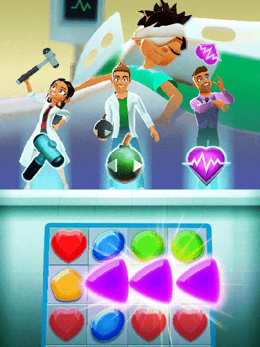 Puzzle hospital für Android