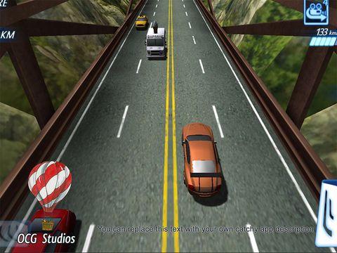 Arcade: Lade Autobahn-Rennen: Verkehrsrausch auf dein Handy herunter