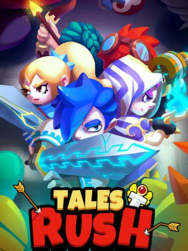 Tales rush скриншот 1