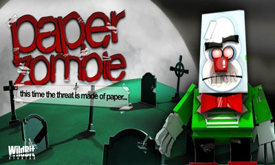 アイコン Paper Zombie