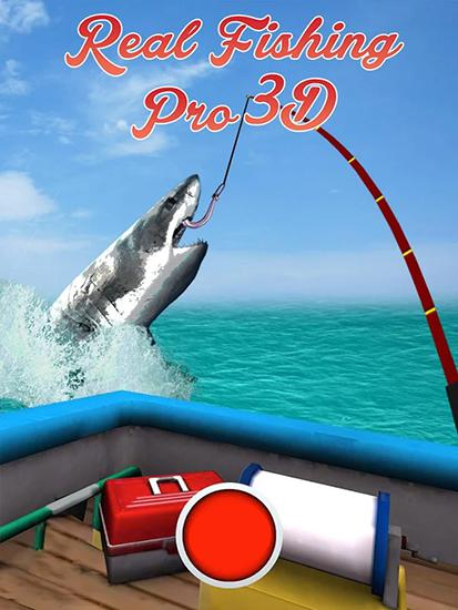 Real fishing pro 3D скриншот 1