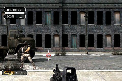 Sniper Angriff für iPhone
