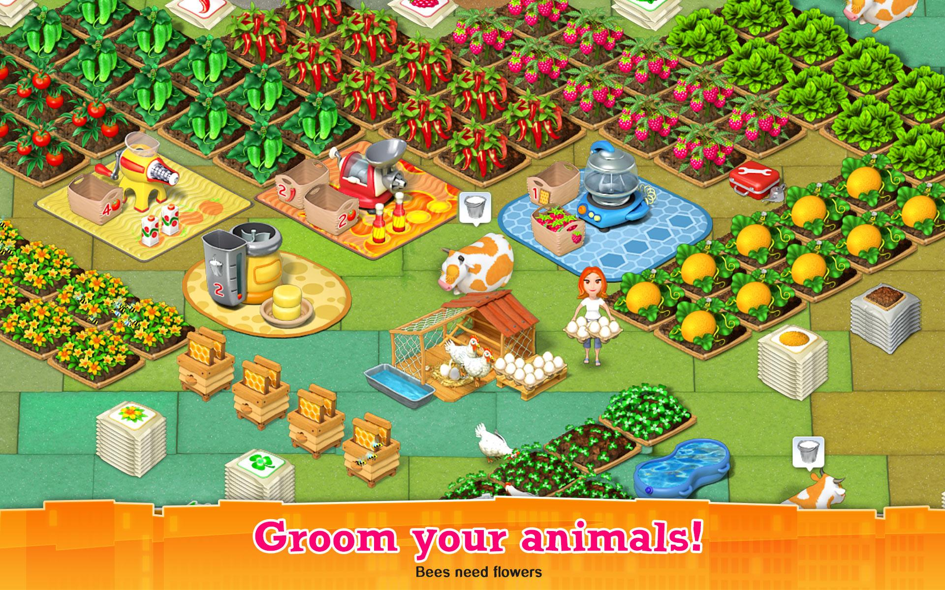 Hobby Farm Show 2 (Free) for Android