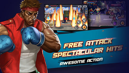 Metal boxing soldier para Android