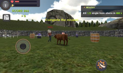 Bull simulator 3D の日本語版