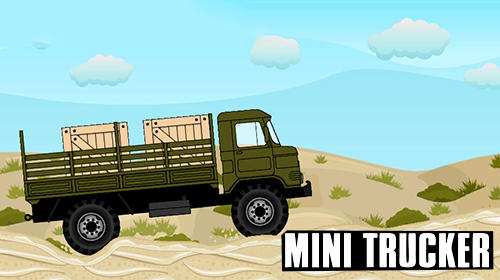 Mini trucker Screenshot