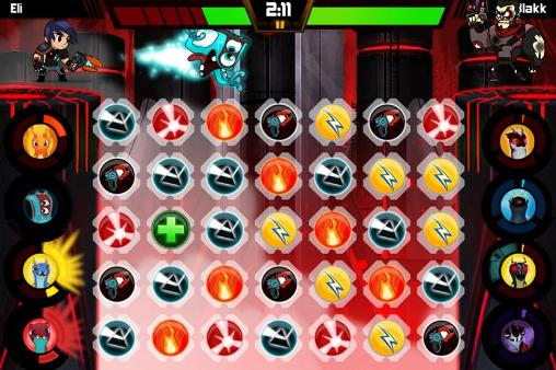 Android Arcade für BBK: Slugterra: Slug it out!