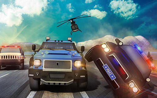 Police car smash 2017 für Android
