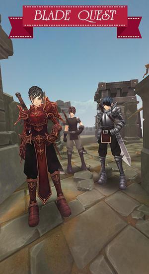 Blade quest Symbol