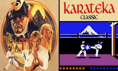 Karateka Classic Screenshot