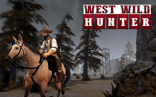 West wild hunter: Mafia redemption. Gold hunter FPS shooter скриншот 1