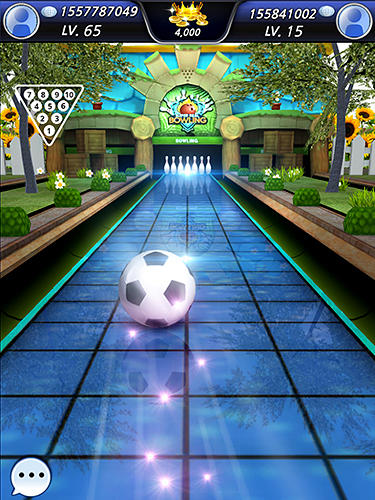 Bowling сlub for Android