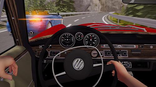 Pov car driving für Android