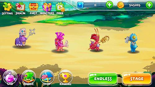 RPG Monster craft 2 für das Smartphone