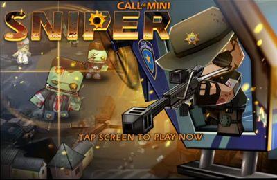 logo Llamamiento de Mini: Francotirador