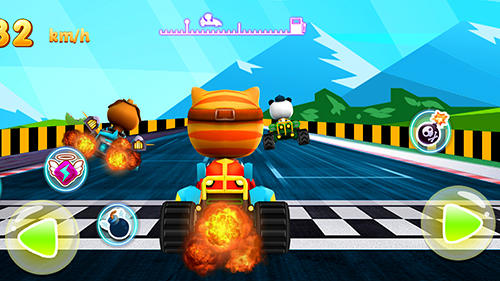 Speed drifters: Go kart racing for Android