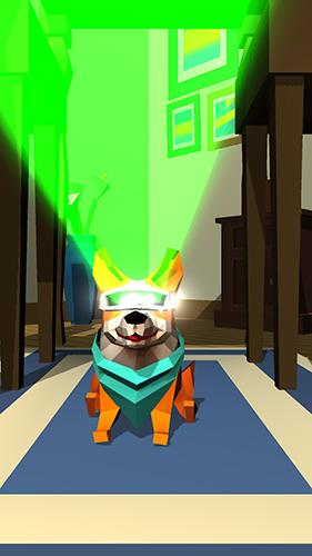 Super doggo snack time Screenshot