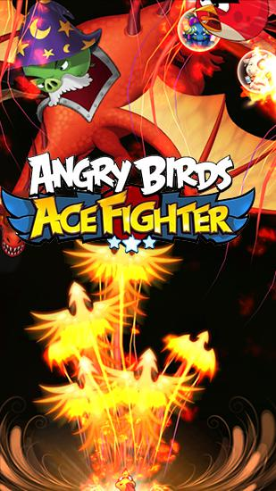 Angry birds: Ace fighter icon