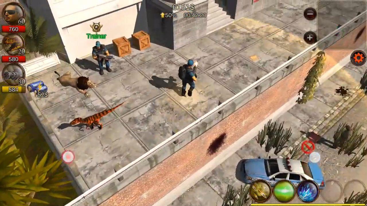 Hero Shooter : Hunter Of Zombie World screenshot 1