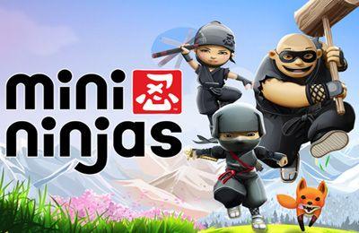 logo Mini Ninjas