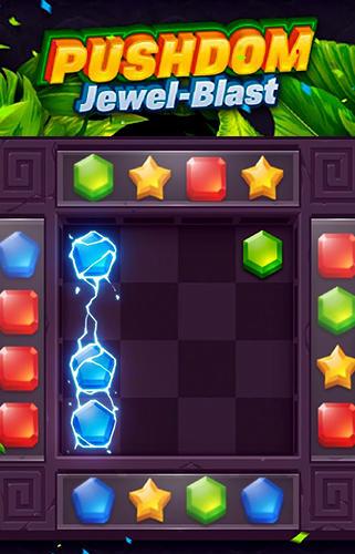 Pushdom: Jewel blast screenshot 1