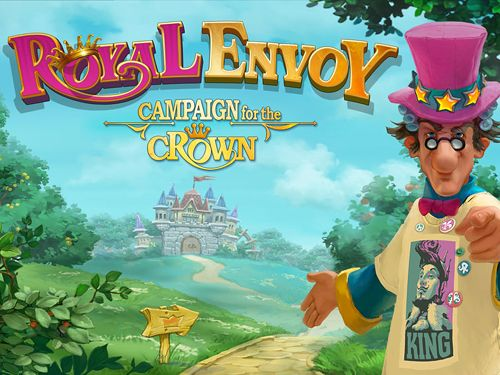 Screenshot Royal Envoy: Kampagne um die Krone auf dem iPhone