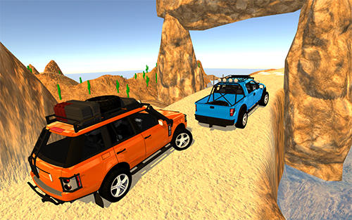 Offroad racing challenge для Android