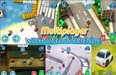Screenshot Stadtrennen - Keine Jagd nach Geschwindigkeit auf dem iPhone