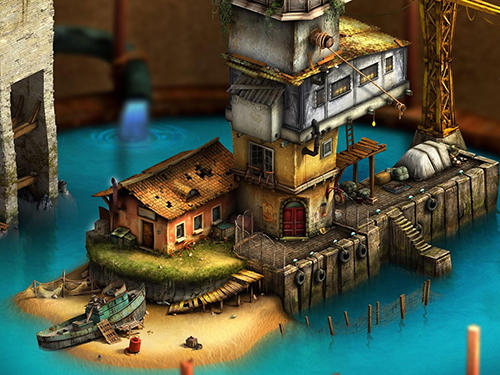 Dreamcage escape: Two towers creek pour Android