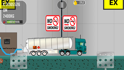 Trucker Joe screenshot 3