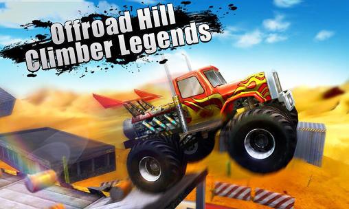 Offroad hill climber legendscapturas de pantalla