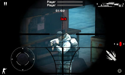 Modern Combat 2 Black Pegasus HD screenshot 2