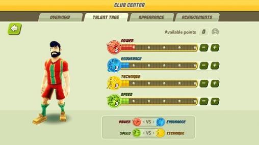 de sport Soccer 10 en français