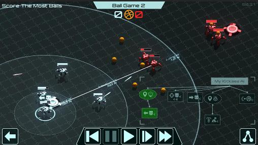 Gladiabots: Tactical bot programming pour Android