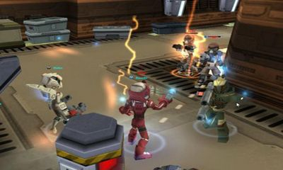 Star Legends The BlackStar Chronicles screenshot 1