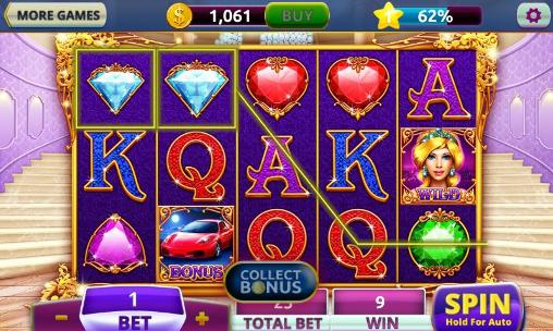 Slots: Diamonds casino for Android