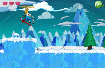 Rock Bandits – Adventure Time in Russian