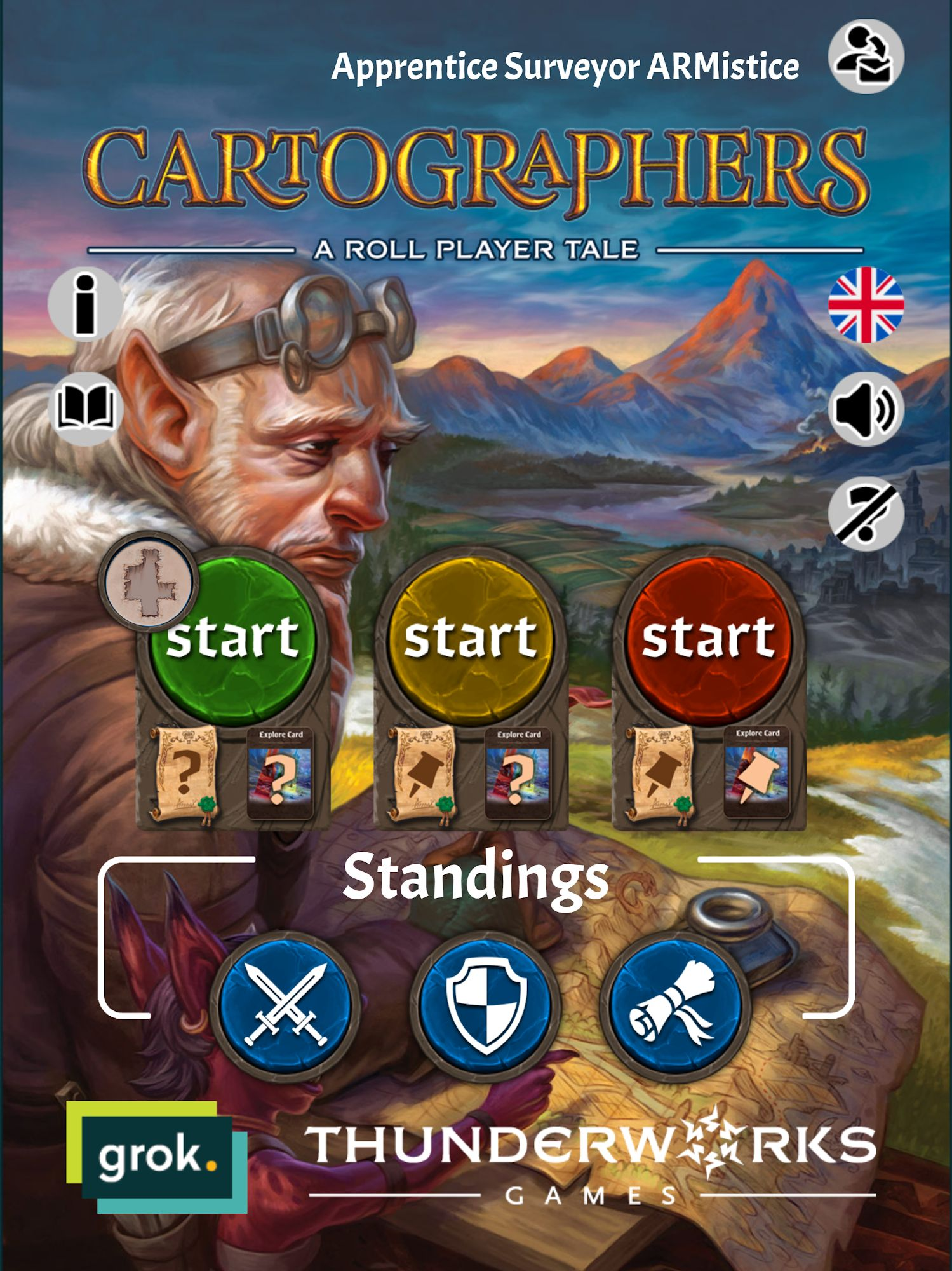 Cartographers screenshot 1