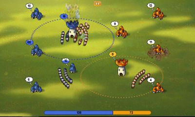Stratégies en temps réel Mushroom war en français